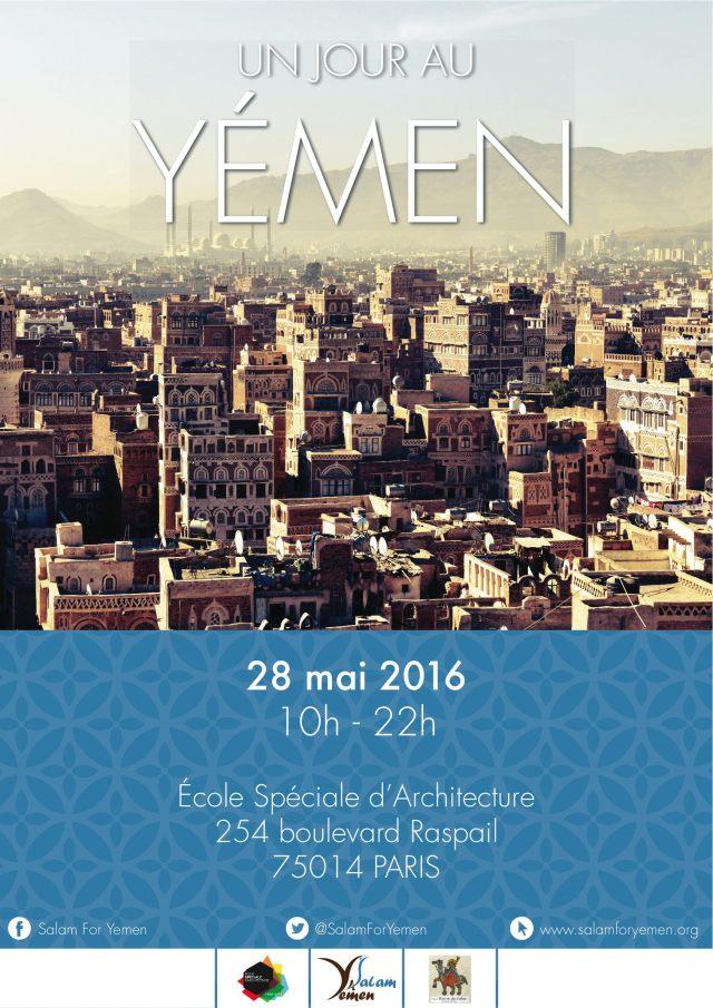 Affiche Un jour au Yemen